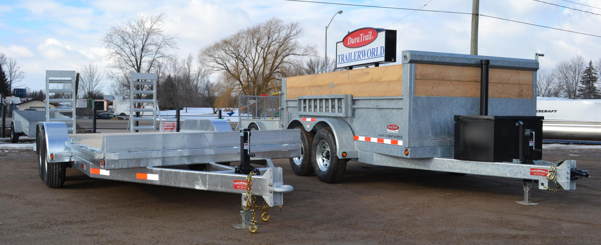 Trailerworld Brantford Ontario Utility Trailers Boat Continental Cargo Trailer Wiring Diagram Welcome To Cycle West Ltd